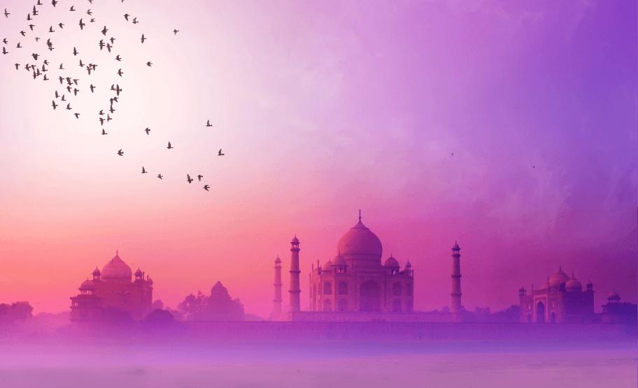 Índia na veia